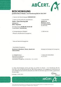 ABCERT-Bescheinigung-Gbr 14-15